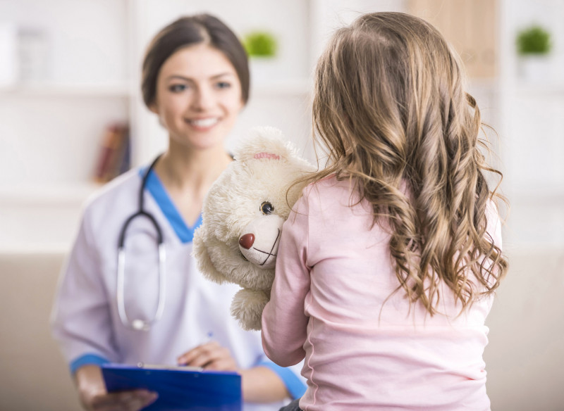Poradnia dla dzieci chorych